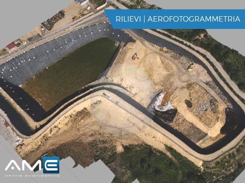 Rilievo Drone – Discarica Cisma – Melilli (SR)
