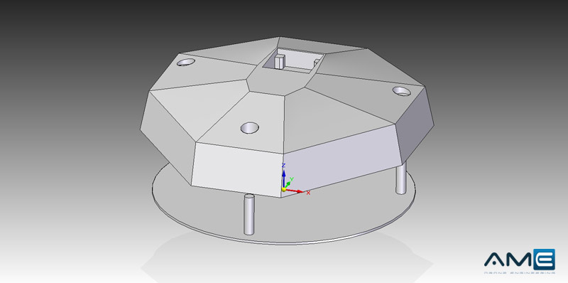 AM-E | Componenti Custom - Carena