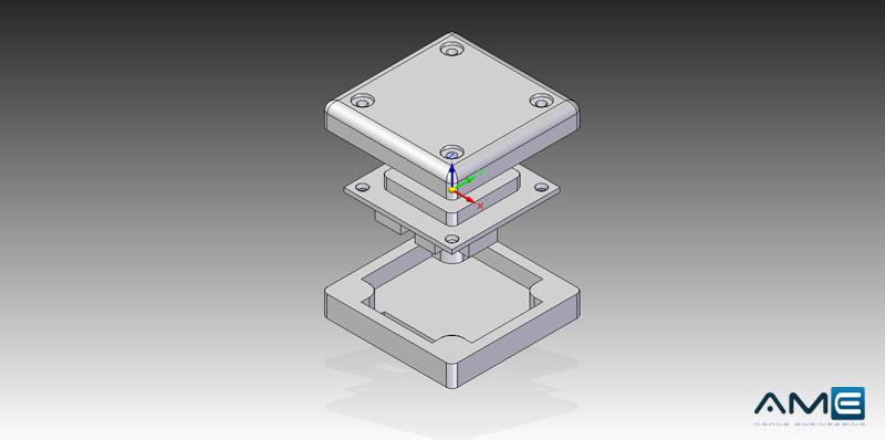 AM-E | Componenti Custom - Scatola-GPS