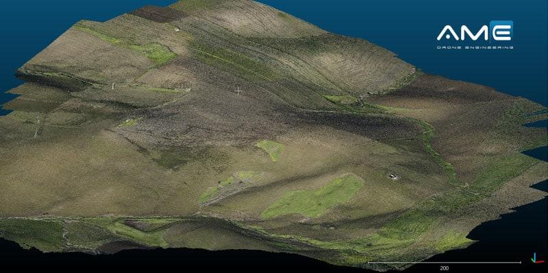 Rilievo con drone – Castelvetrano (TP)